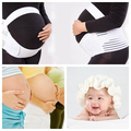 Correa de la Ayuda Del Vientre de maternidad Embarazada Abrigo Del Vientre Abdominal Corsé Embarazo Apoyo Ceinture Abdominale Atención Prenatal