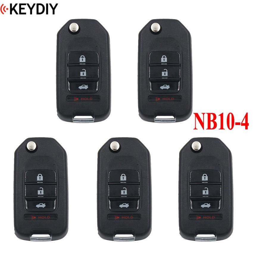 5PCS Multi functional Universal Remote for KD900 KD900 URG200 KD X2 NB Series KEYDIY NB10 4