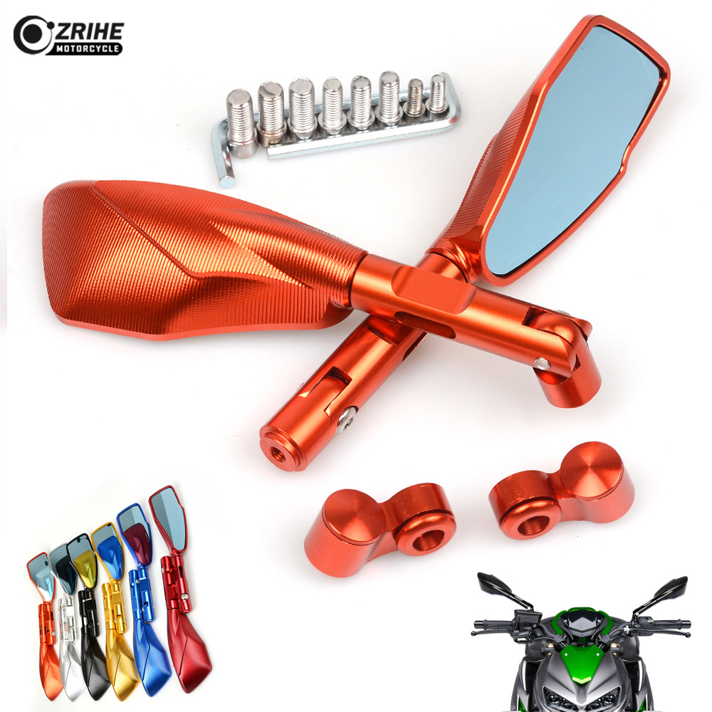 Motorcycle Rearview Mirrors Glass Rear View Side Mirror accessories For KTM 1050 1090 1190 1290 Adventure R RC8 Super Duke T ABS