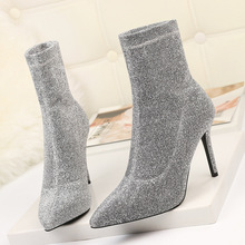 c6590ae82c Buy glitter boots women and get free shipping on AliExpress.com