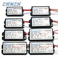 Transformador electrónico Chihui 60W 80W 105W 120W 160W 180W 200W 250W AC220V a 12V para lámpara halógena y lámpara de cristal G4 cuentas de luz