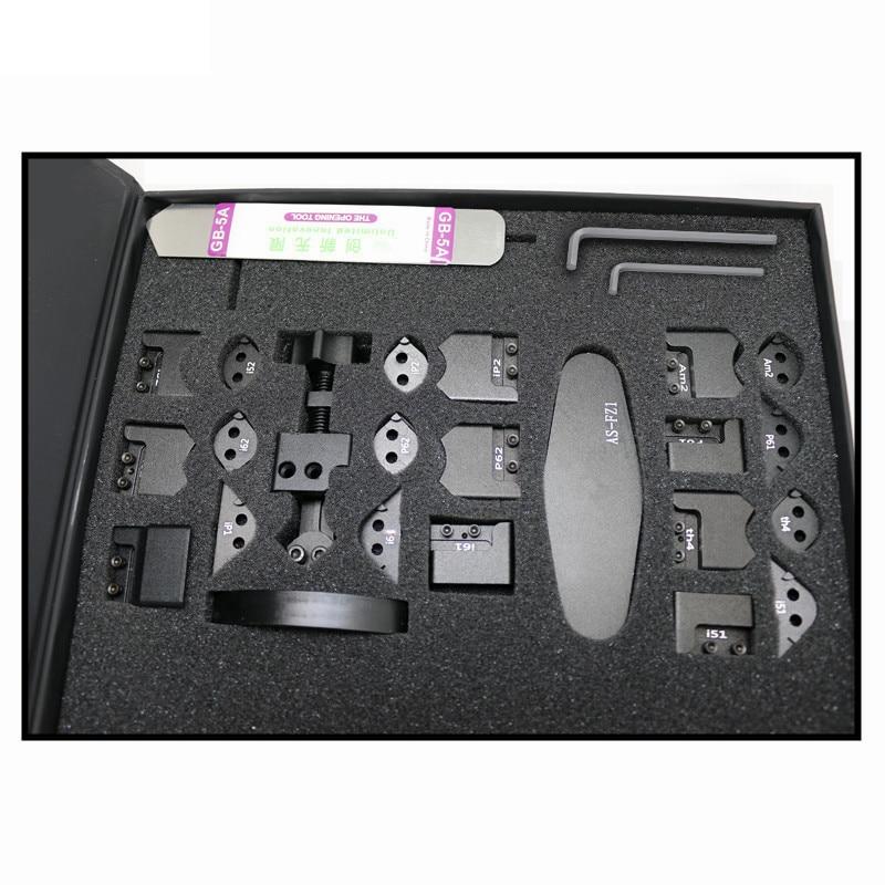 26 in 1 Gtool GB1100 iCorner tools For iPhone 5S 6 6Plus 6s Corner Sidewall Bend Main frame fixed Repair