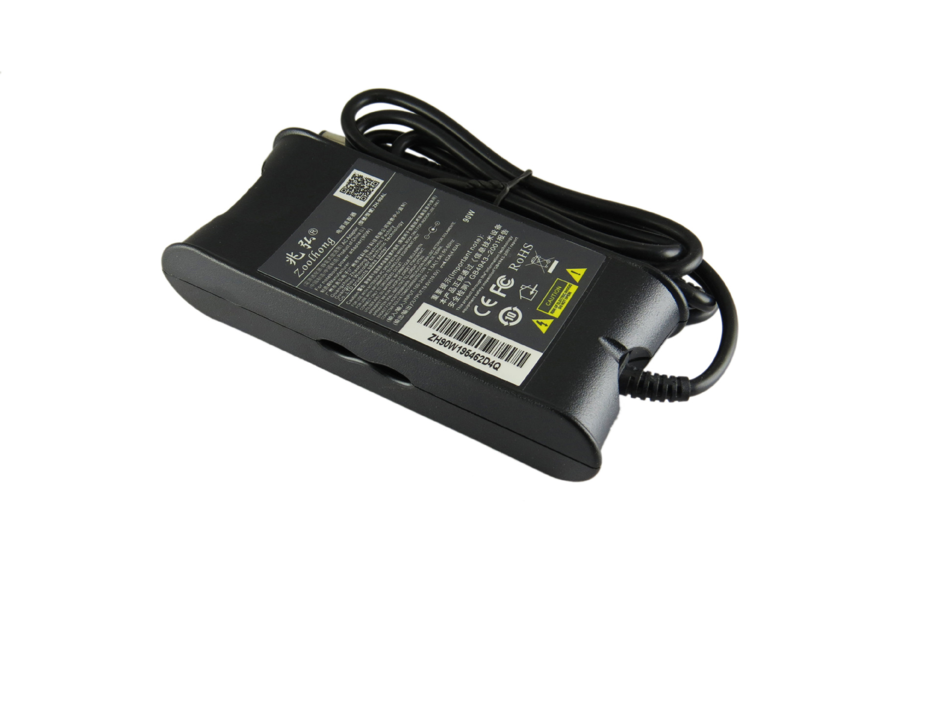 19.5V 3.34A 65W AC Laptop Power Adapter լիցքավորիչ DELL Latitude D500 D505 D510 D520 D530 D531 D600 D610 D620 7.4 մմ * 5.0 մմ
