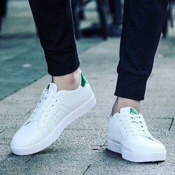 CPCOOK Verde Branco Dos Homens Sapatos Casuais Marca de Luxo Da Moda Tênis Masculinos Respirável Macio Krasovki Andando Calçados Casuais Dos Homens 2018