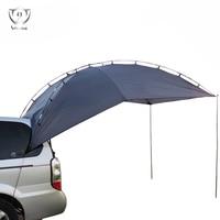 Instant Partable Portellone Tenda Multiuso Tenda Esterna Baldacchino Tenda per SUV Camper Coda Auto Tenda ZS9-235