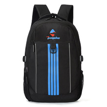 Multifunction Rucksack Waterproof Oxford Black Computer Backpacks For Teenager Brand Laptop Backpack Mens Travel Bags Unisex