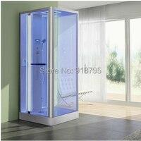 Hơi sang trọng vách tắm phòng tắm tắm hơi cabin tắm có vòi massage đi bộ-trong phòng tắm hơi phòng 8071