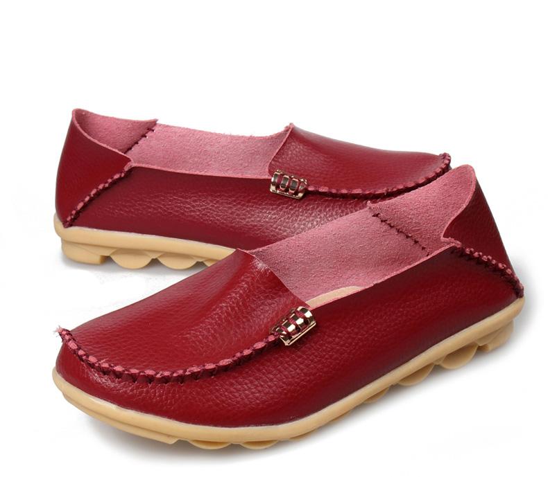 AH912 (43) women's loafers shoe