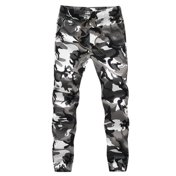 new arrivals fashion men camouflage military pants joggers sweatpants   trousers 5XL ACL24 4