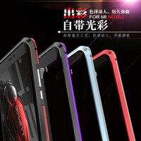 Luphie Cover For Xiaomi Mi Note 2 Case Aluminum Metal Frame Bumper Case For Xiaomi Mi