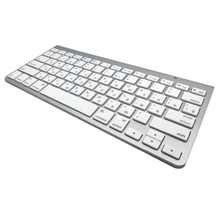 High Quality Ultra-Slim Bluetooth Keyboard Mute Tablets and Smartphones For Apple Wireless Keyboard Style IOS Android Windows