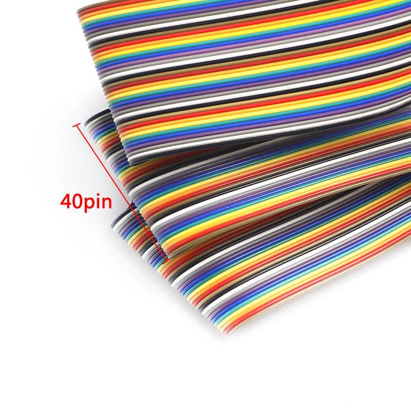 Línea Dupont 10 cm/20 CM/30 CM macho a macho + hembra a hembra Cable de puente Dupont Cable