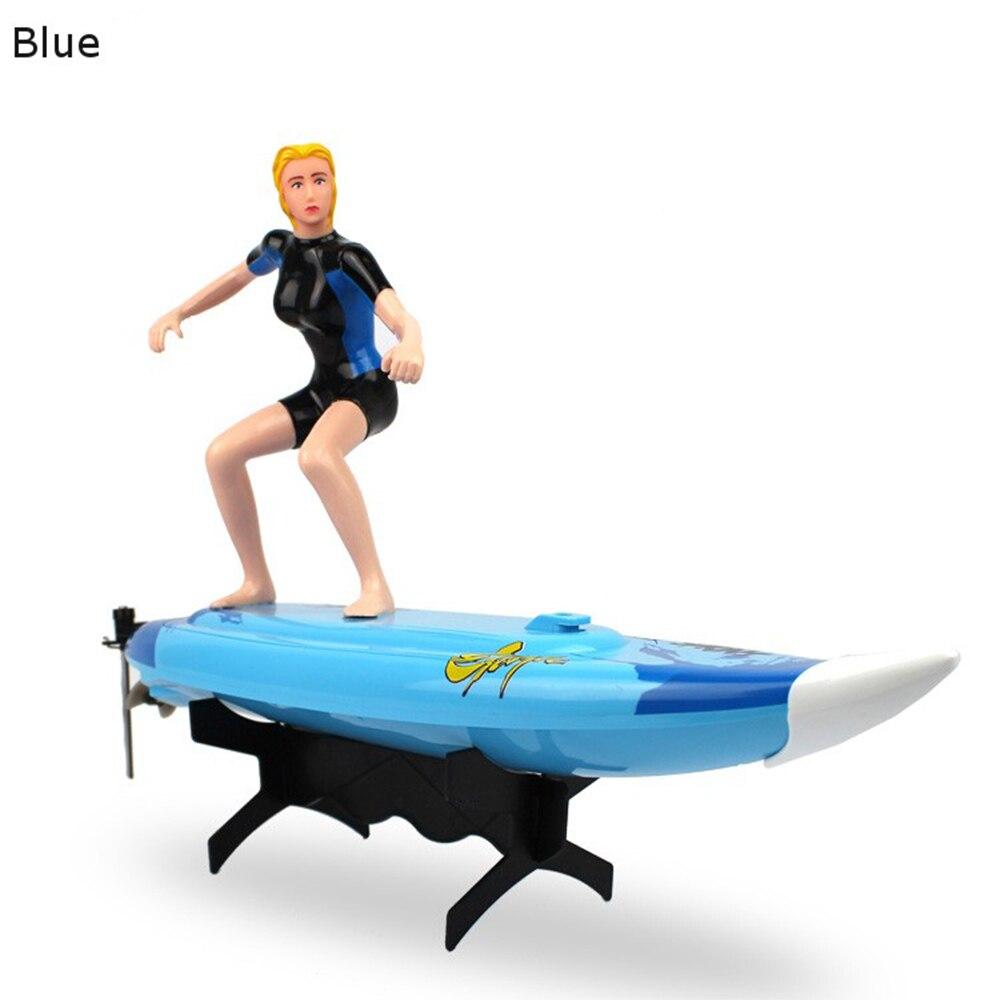 2310 RC Planche De Surf Radiocommande Haute Vitesse Bateau de Surf Surfeur Jouets Surf Mouvement Sports Extrêmes Surf L'équipe de Jeu de L'eau pour L'été