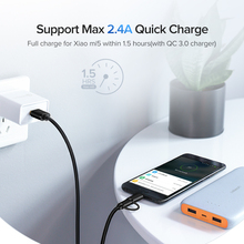 Ugreen Micro USB Cable for Samsung S9 Plus 2 in 1 USB Type C Cable Fast Charging Data USB C Cable for Xiaomi Mobile Phone Cables