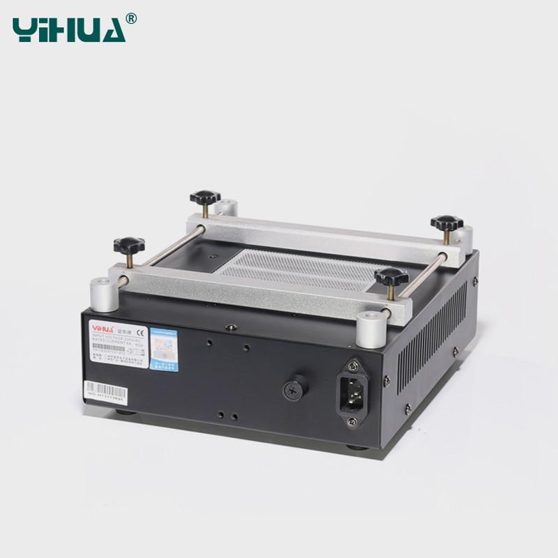 YIHUA 853A BGA digitális kijelző állandó hőmérsékletű - Hegesztő felszerelések - Fénykép 3