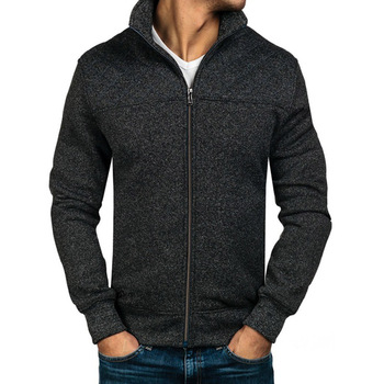 Zipper Jacket Men's Sweatshirts