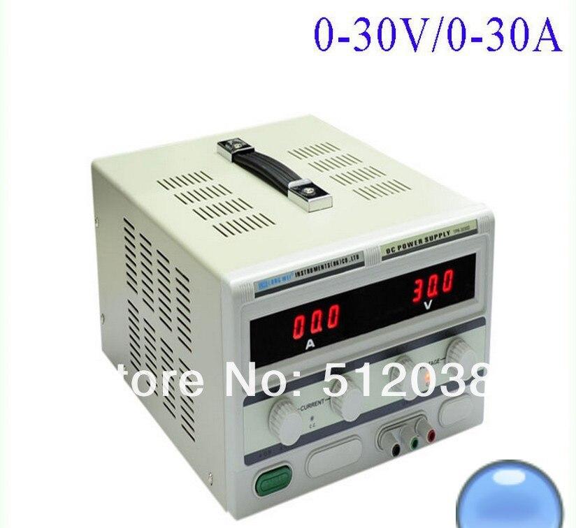 TPR-3030D DC Питание 30 V/30A
