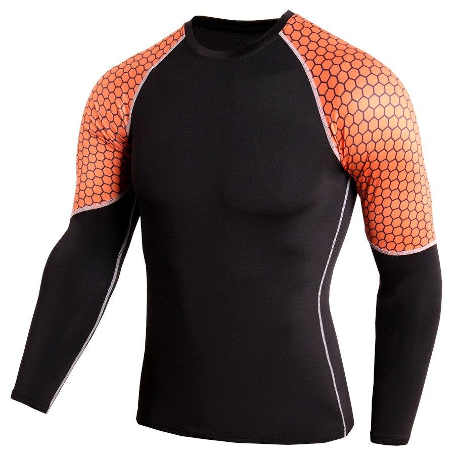 Moda Casual o-pescoço Dos Homens confortáveis Camisetas de Fitness Musculação Tops manga Tee cor V-374-385