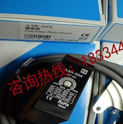 FREE SHIPPING A3R-30X Photoelectric sensor