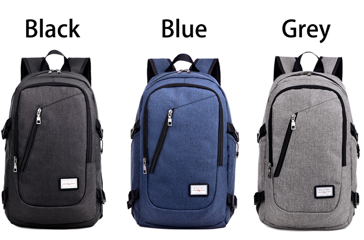 Reasonable Man Laptop Backpack Usb Charging Computer Backpacks Casual Style Bags Large Male Business Travel Bag Backpack