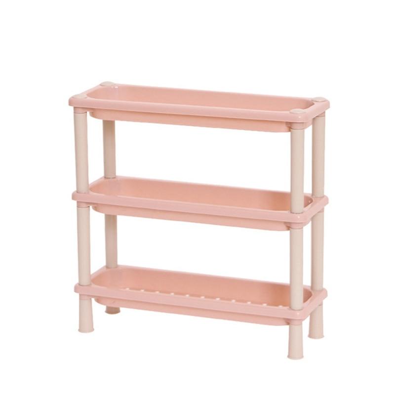 Multi Use Household Holder Bathroom Desktop Mini Side Shelf Kitchen Spice Sundry Storage Rack Save Space Organizer Shelves