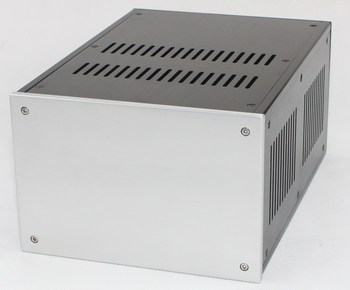 New aluminum amp chassis /home audio amplifier case (size:308*250*70MM)