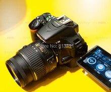 ใหม่กล้องNikon D5500ตัวกล้องดิจิตอลSLRกับกล้องNikon AF-S DX 18-55มิลลิเมตรf/3.5-5.6กรัมVR IIเลนส์