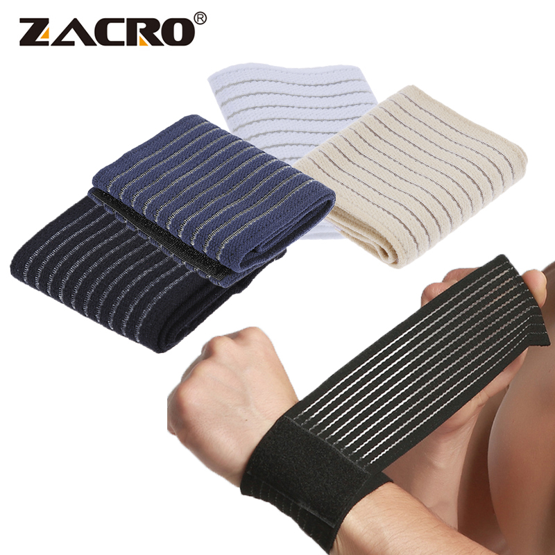 Carprie Compression Band Support Strap Wraps Sports Safety Wristband Gym Fitness Sports Designer Wrist Basketball #30 Automobiles & Motorcycles