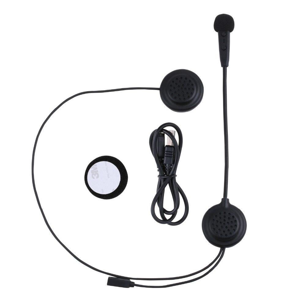 EJEAS Neue Motorrad Helm Intercom Bluetooth Interphone Headsets für 2 fahrer 300 Mt Drahtlose Intercomunicador