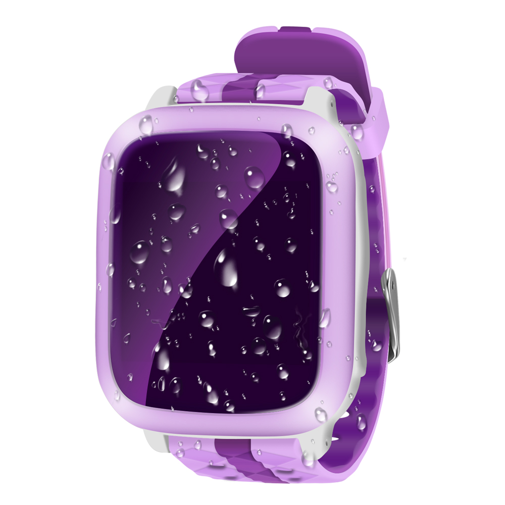 imágenes para Vwar vm10 impermeable gps smart watch for kids anti-perdido monitor sos niño Regalo Teléfono Smartwatch reloj bebé PK Q50 Q60 Q90 G36