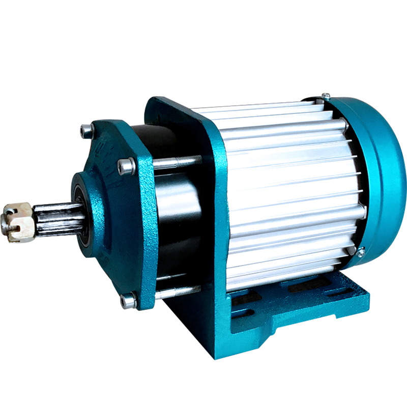 Dc Motor Motors & Parts Kind-Hearted Xianchi Electric Tricycle 60v/72v/1200w/1500w/1800w High Power Brushless Medium Oil To Electric Spline Motor