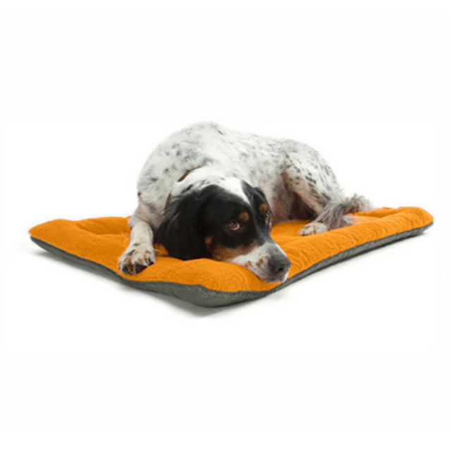Cushioned Kennel Mat For Small Medium or Large Dogs