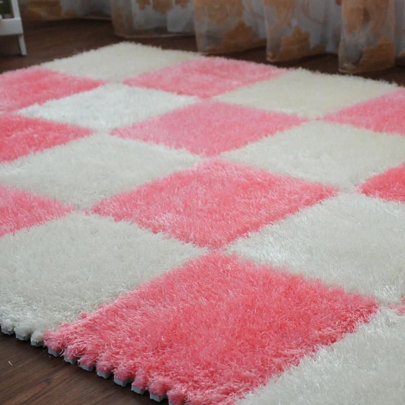 Korea heftdraht können geschnitten werden puzzle teppich Cube block ...