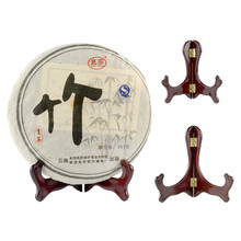 цена на 2pcs/lot Stand Puer Tea Rack Cake PU Erh Tea Frame Swing Frame Shelf Puerh Tea Holder Home Table Card Holder Photo Plate Rack