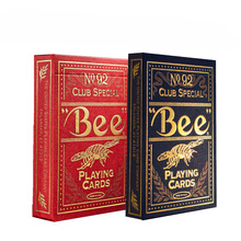 Golden Bee PLC066 Playing Cards 88*63mm Magic Categ
