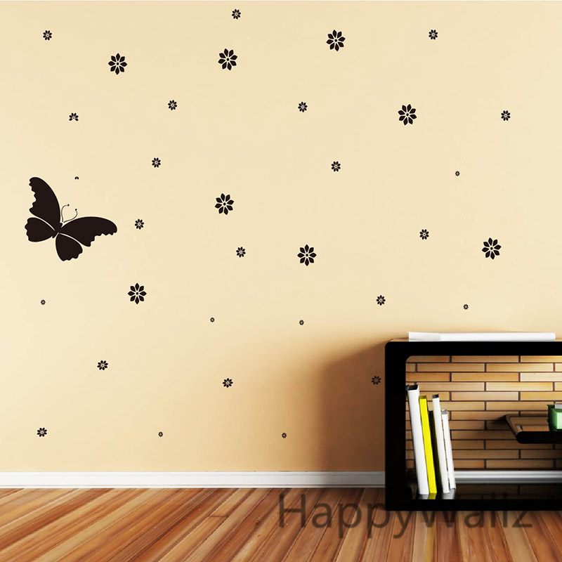 Unusual Decorative Butterflies For Walls Images - Wall Art Design ...