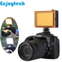 Camera LED Photography Lighting Selfie Light Photo Light for Video DSLR Camera LED Lamp Photographic Mini LED Video Light