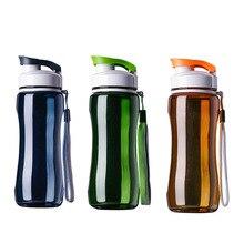 560/720ML Tour Outdoor School Leak Proof Sports My Water Bottle Plastic Drinkware Hiking Portable Bottles For Kids Bpa Free