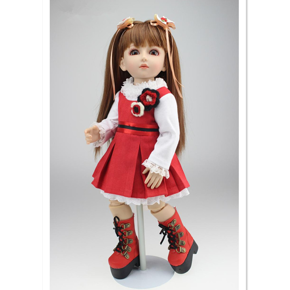 American Girl Doll Clothes for 18 Inch Dolls,New Design Dolls Dresses Toy Clothing,18 Inch Doll Clothes and Accessories 9 colors american girl doll dress 18 inch doll clothes and accessories dresses