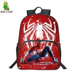 16 Cal torby szkolne dla dziewcząt chłopiec Avengers dzieci plecaki przedszkole codziennie Plecak podróżny dzieci Plecak Plecak Szkolny 3