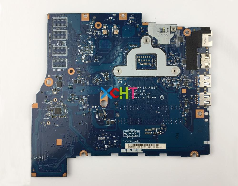 for Toshiba Satellite E45T E45T A4200 Series K000148420 LA A481P w i5 4200U CPU Laptop Motherboard Mainboard System Board Tested in Laptop Motherboard from Computer Office