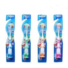 Hogar creativo con ventosa puede erigir de piel de dibujos animados los niños para proteger el cepillo de dientes de las encías