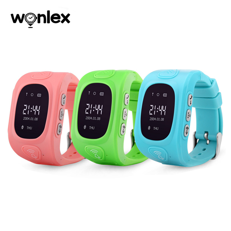 Wonlex Original Kids GPS Tracker Watch Wearable Devices LBS Wifi Triple Positioning Android IOS Watch Phone GW300 Side SIM Slot-in Smart Watches from Consumer Electronics on AliExpress