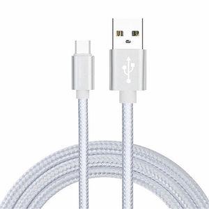 Image 4 - USB typu C Nylon szybka ładowarka przewód do huawei p9 p10 p20 mate 10 pro lite samsung Galaxy S10 S10e s8 S9 a3 a5 a7 2017