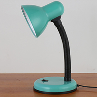 Modern Brief Adjustable Colorful Office Desk Lamps E27 LED Table Lamp With Switch For Home Reading