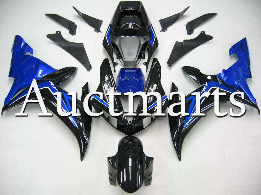 For Yamaha YZF 1000 R1 2002 2003 YZF1000R inject ABS Plastic motorcycle Fairing Kit  YZFR1 02 03 YZF1000R1 YZF 1000R CB18