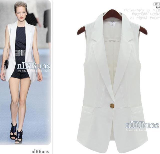 БЕСПЛАТНАЯ ДОСТАВКА новое прибытие леди/женская мода жилет жилет оснастки небольшой платок жилет, два цвета, XS-XL