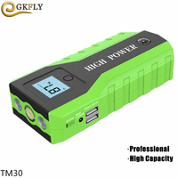 New Professional Jump Starter High Power Safety Protect Car Charger Laptop Cellphone Powerbank 12V Multifunction Starting Device