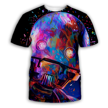 Men/Women 3D Print Hoodies Star Wars painting punk pullover tee shirts Alessandro Pautasso Art portrait Graffiti Sweatshirts