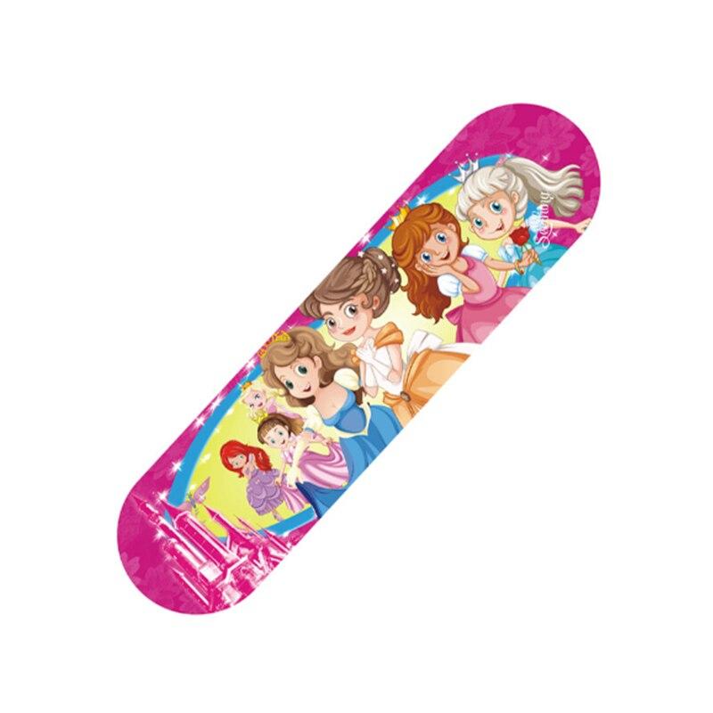 Four Wheels Mini Children Skateboard 16.9
